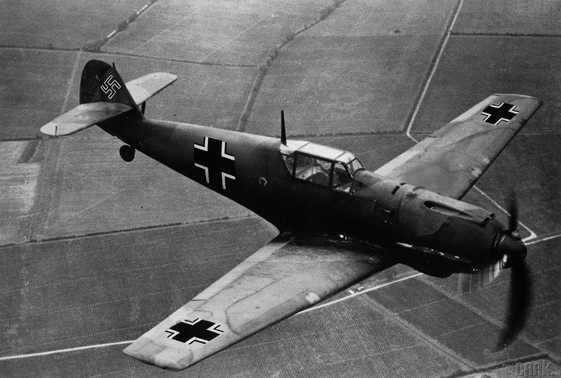 """""""Bf 109"""" (Нацист Герман)"""