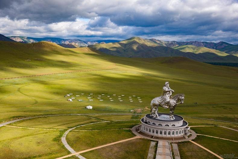 Монгол улс, IQ оноо 101