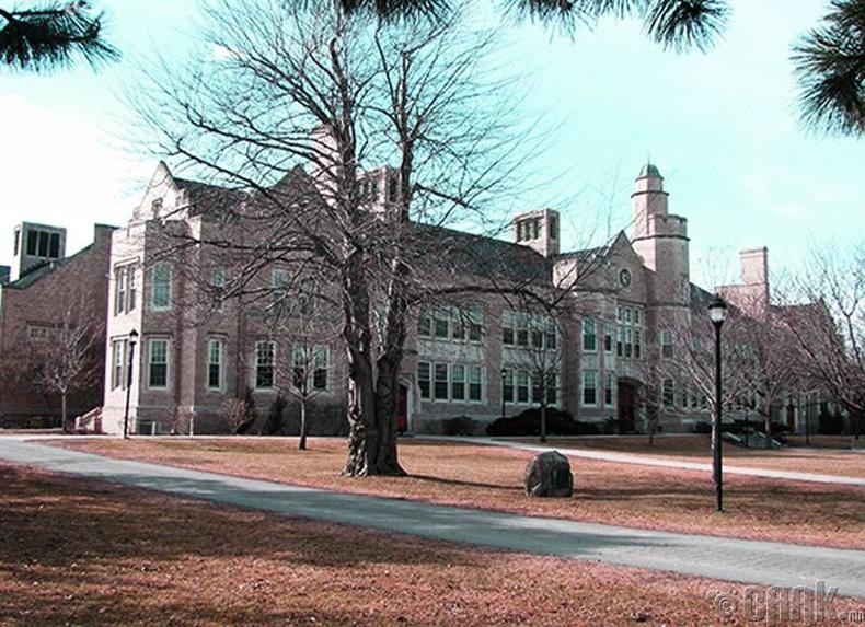 Нью-Йорк хотын их сургууль