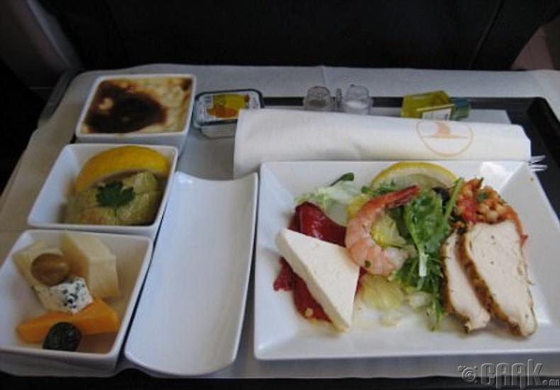 """Turkish Airlines""-ийн бизнес зэрэглэл"
