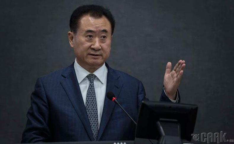 Ван Жианлин (Wang Jianlin)