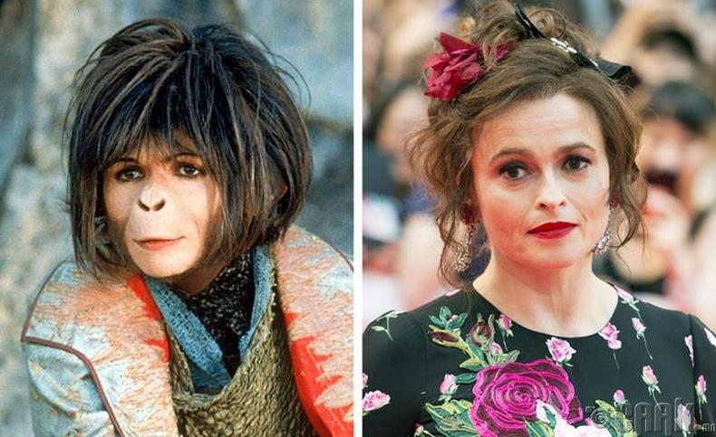 "Хелена Бонхам Картер - Аригийн дүр ,""Planet of the Apes"" (2001 он)"