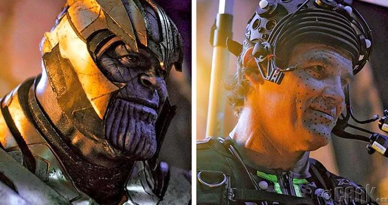 """""""Avengers: Infinity War"""" киноны тусгай эффект"""