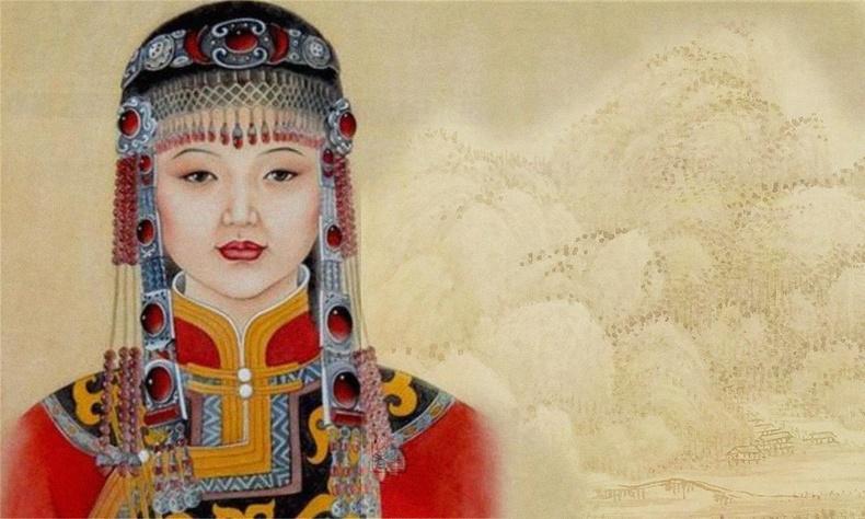 Манж төрийн нөлөө бүхий их хатдын нэг Монгол бүсгүйн түүх