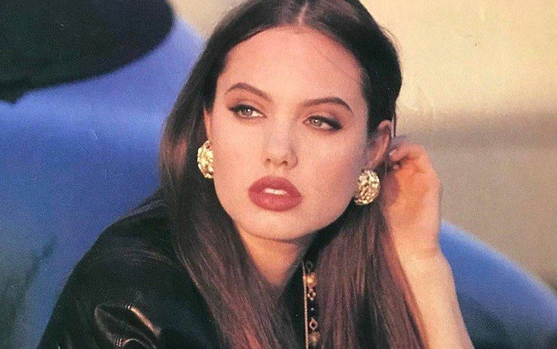 Анжелина Жоли 1992 онд