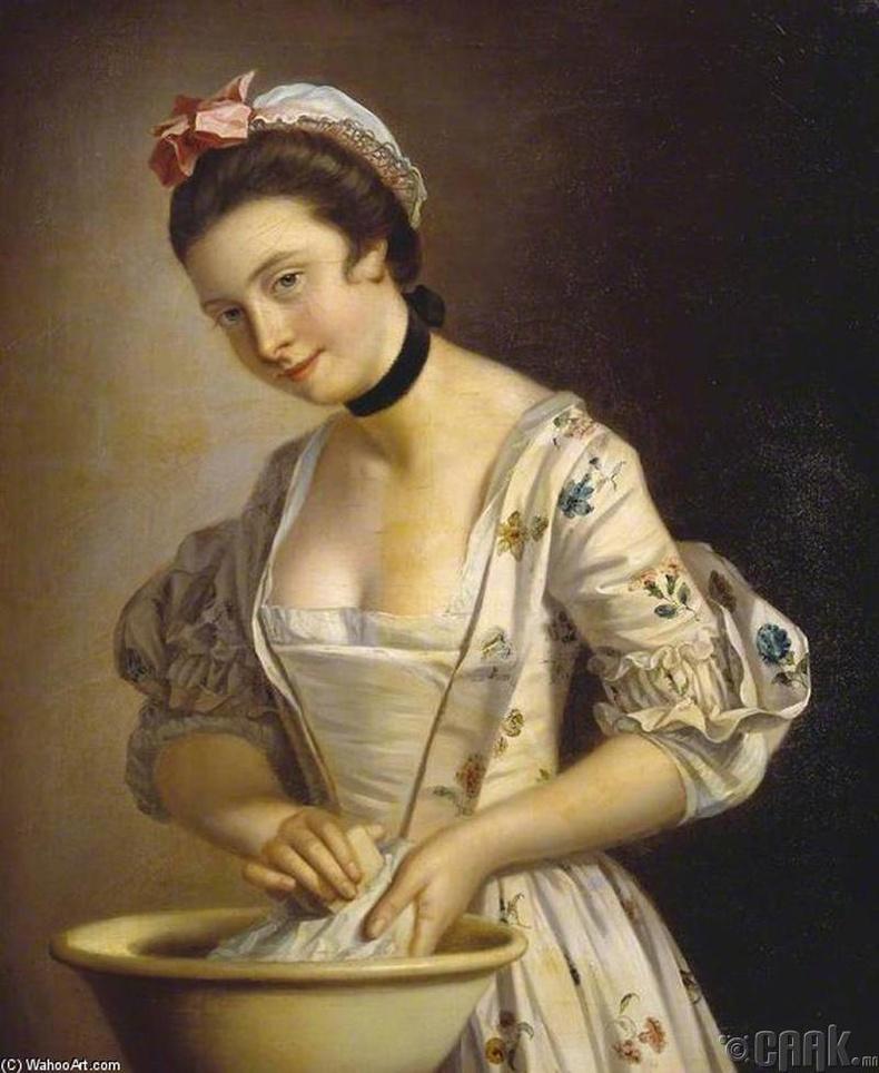 Бүсгүйчүүд сардаа нэг удаа үсээ угаадаг