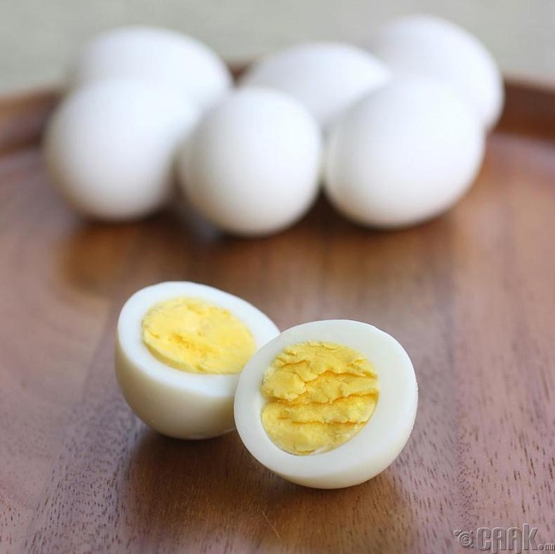 Өндөг ямар ач тустай вэ?