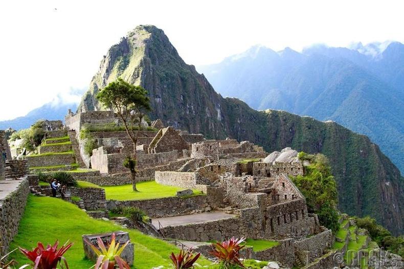 Мачу-Пикчу, Перу улс