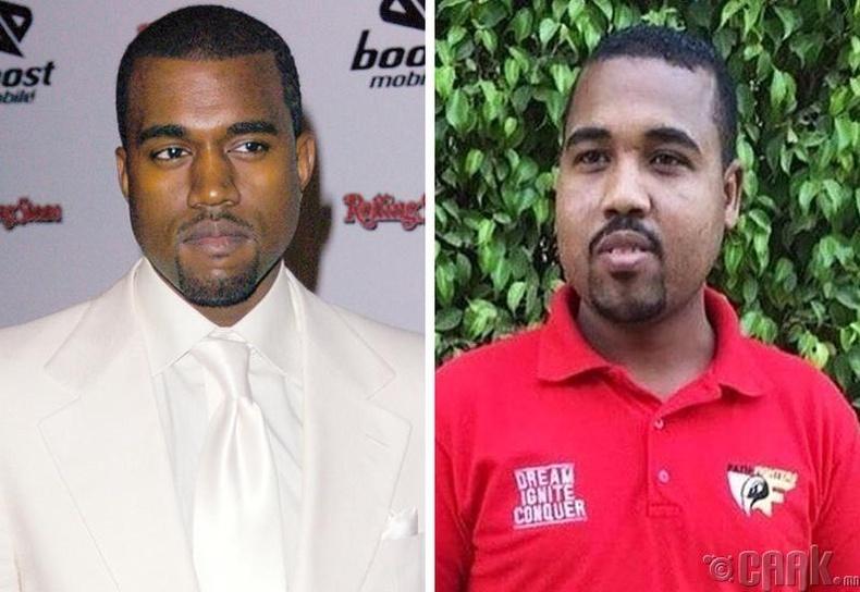 Рэппер Канье Уэст (Kanye West)
