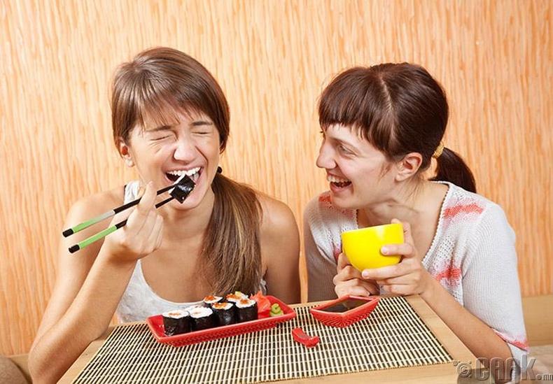 """""""Чи өдөр болгон будаа иддэг үү?"""""""