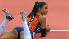 Волейболчдын гоо үзэсгэлэн