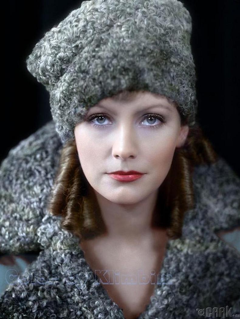 Жүжигчин Грета Гарбо (Greta Garbo)