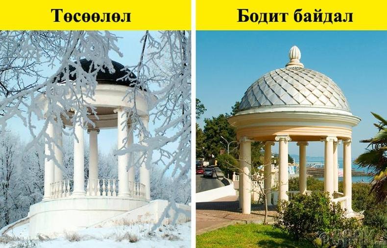 Орост үргэлж хүйтэн байдаг