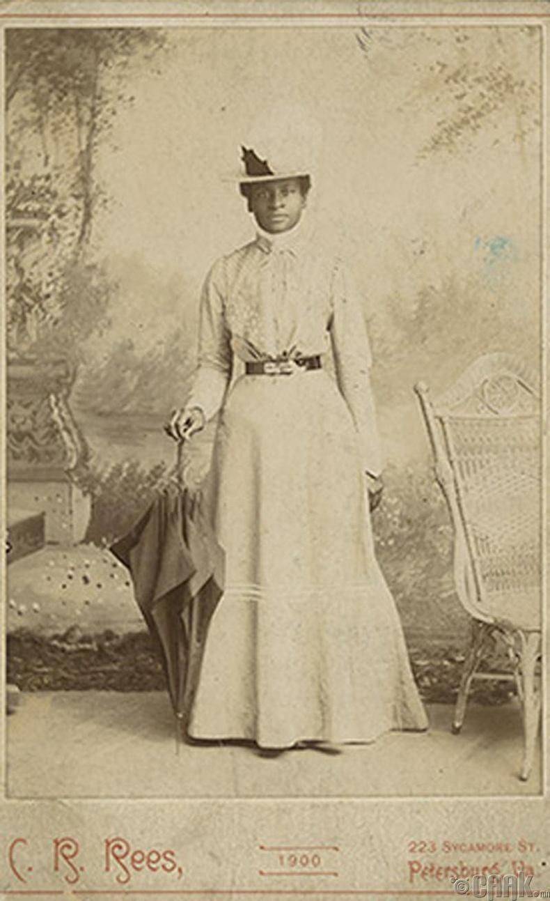 Мэри Элизабет Боузер (1839 -?)