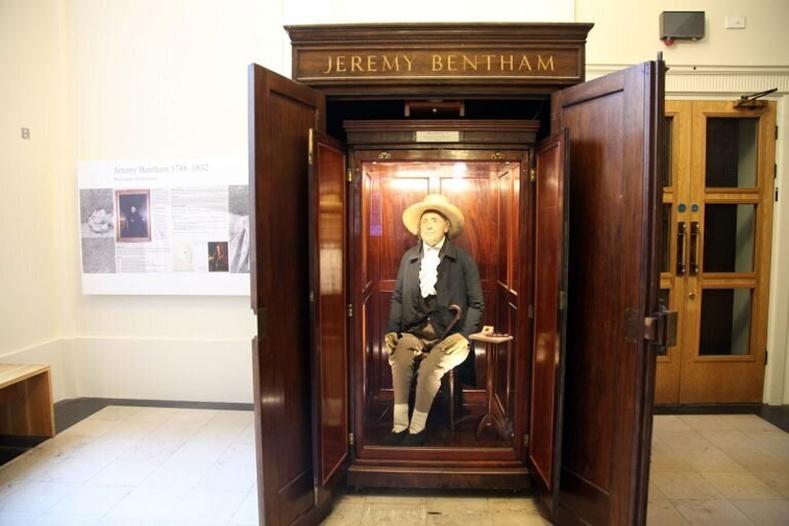 Жереми Бентам (Jeremy Bentham)