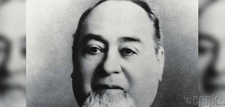 Ливай Страусс (Levi Strauss)