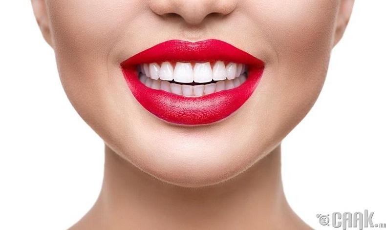 Шүдний буруу хазалт
