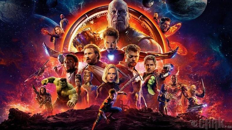 """Avengers: Infinity War 2"""