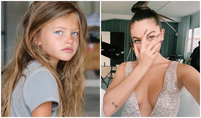 """""""Vogue"""" сэтгүүлээс алдаршуулж байсан дэлхийн хамгийн хөөрхөн охин 13 жилийн дараа..."""