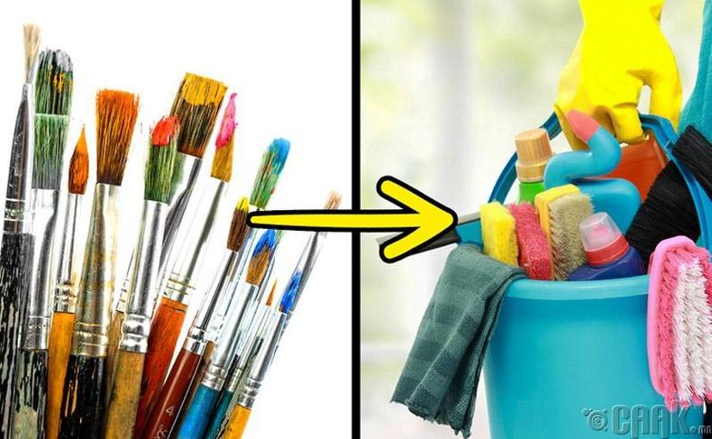 Багс зөвхөн зураачид хэрэгтэй зүйл биш