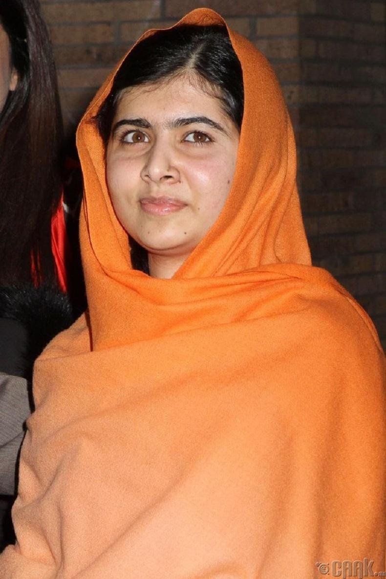 Малала Юсуфзай - Охид эмэгтэйчүүдийн боловсрол эзэмших эрхийн төлөө тэмцэгч