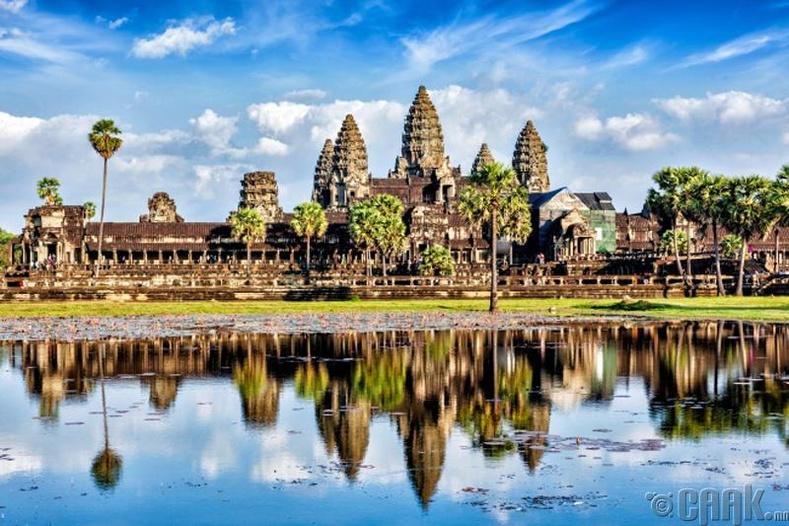 """""""Angkor Wat"""" буюу Нийслэлийн сүм"""
