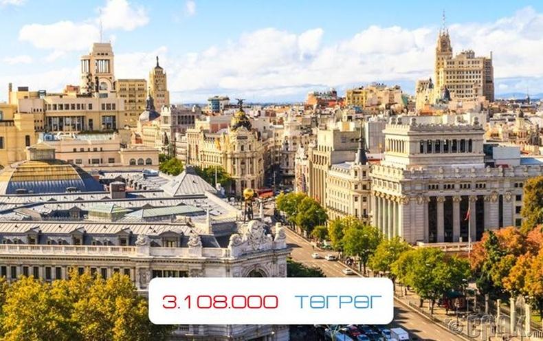 Мадрид, Испани