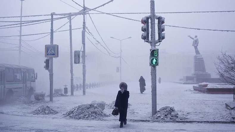 Дэлхийн хамгийн хүйтэн газар хүмүүс хэрхэн амьдардаг вэ?