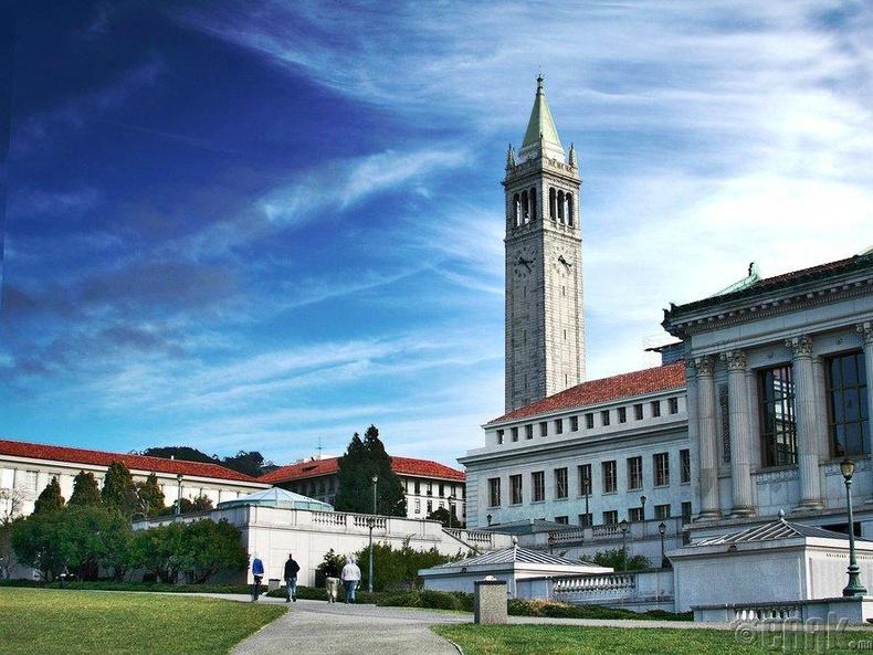 Беркли дэх Калифорнийн их сургууль, АНУ (87.2)