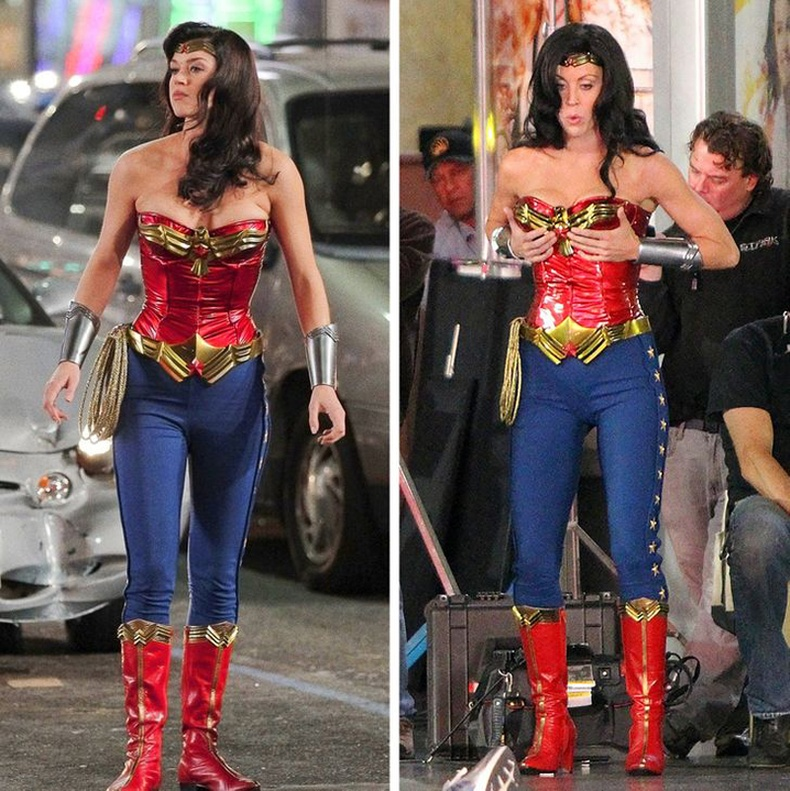 "Эдрианн Палики (Adrianne Palicki) ""Wonder Woman"" цуврал"