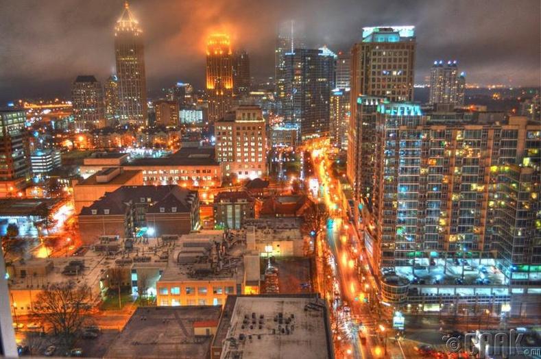 Атланта, Жоржия (Atlanta, Georgia)