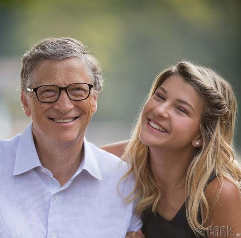 Билл Гейтс  өөрийн гараар мөнгө олох ёстойг хүүхдүүдээ ойлгуулахыг хичээдэг