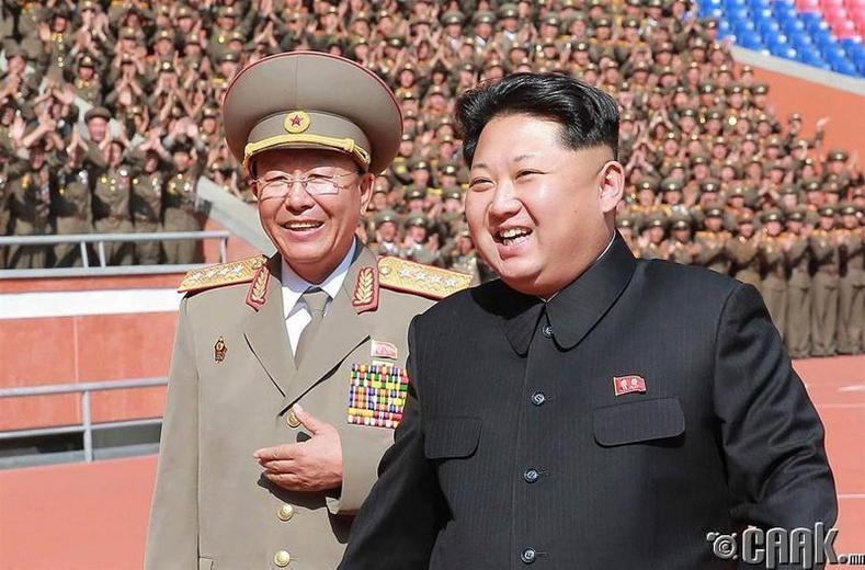Хойд Солонгосын талаарх бодол