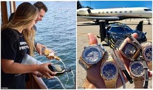 Инстаграм дээрх баян залуусын тансаглал (50 фото)