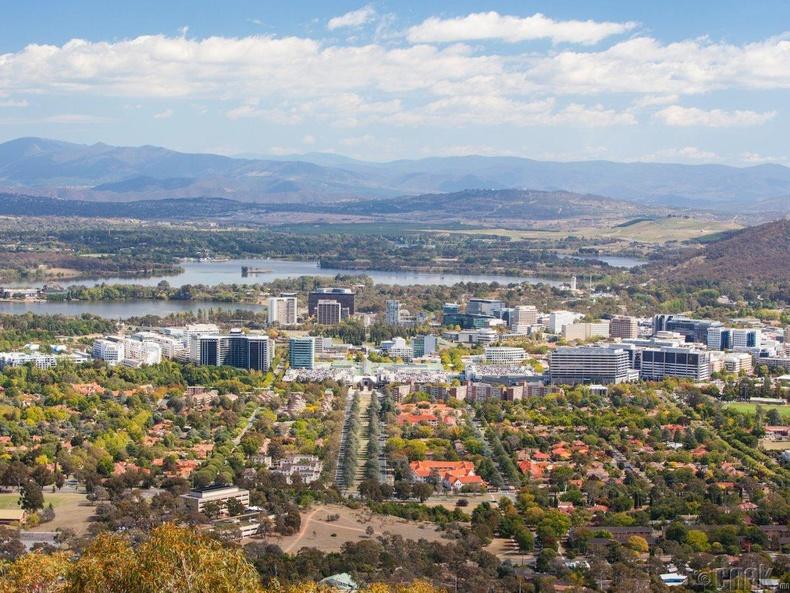 Канберра, Австрали (Canberra, Australia)