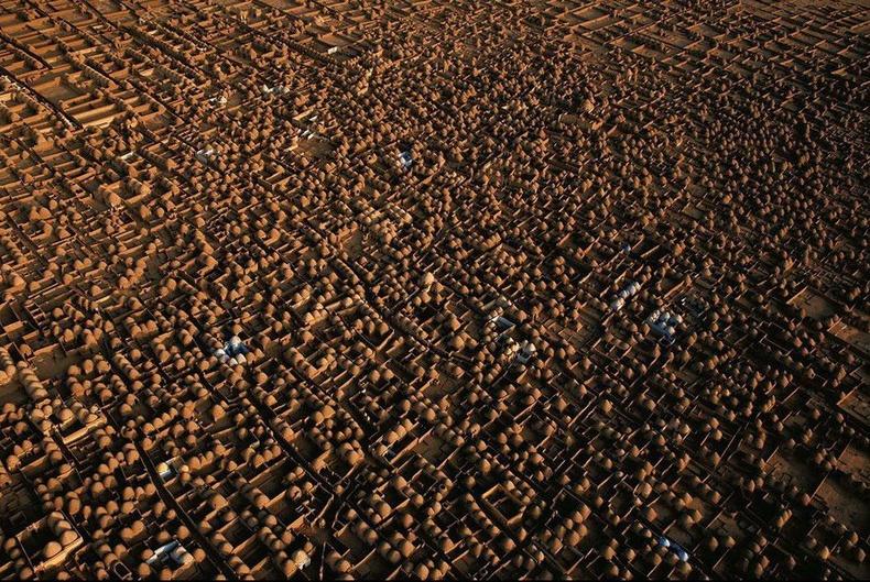 Асиут хотын оршуулгын газар - Египет