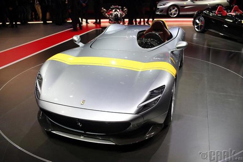 Ferrari Monza SP1 . Үнэ 1.9 сая ам.доллар