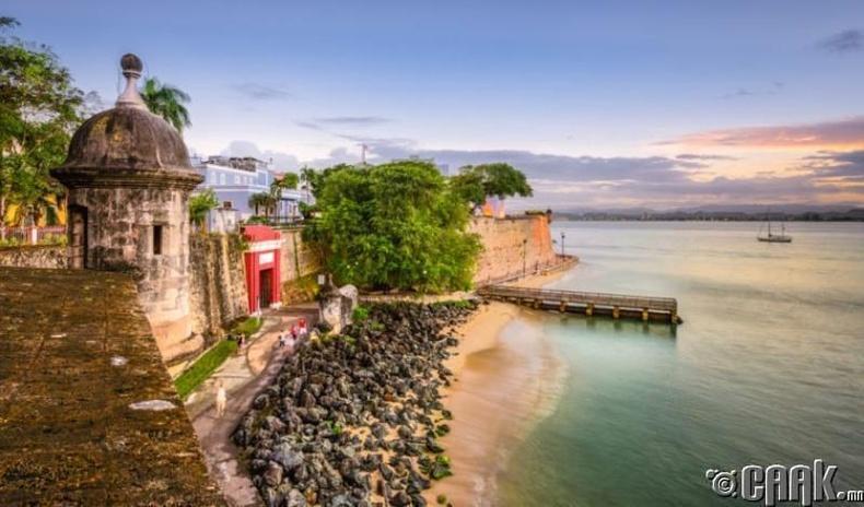 Пуэрто Рико (Puerto Rico)