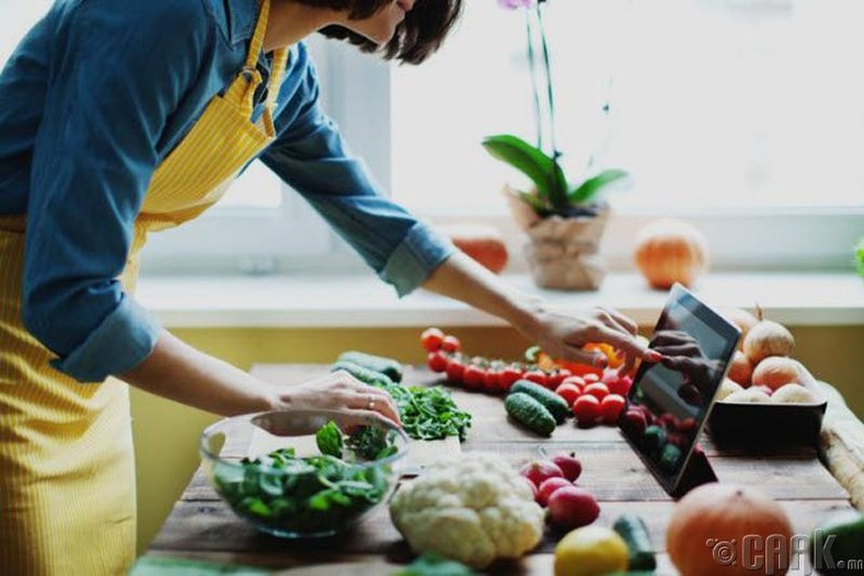 Орторексия- Цэвэр биш хүнс идэхээс айх