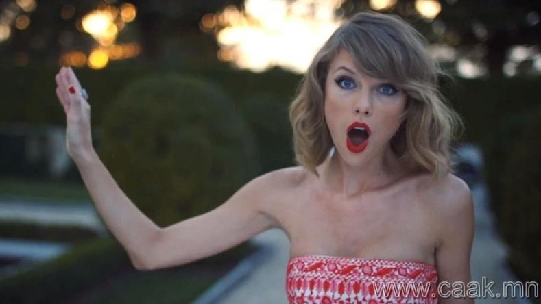 "Taylor Swift – ""Blank Space"""