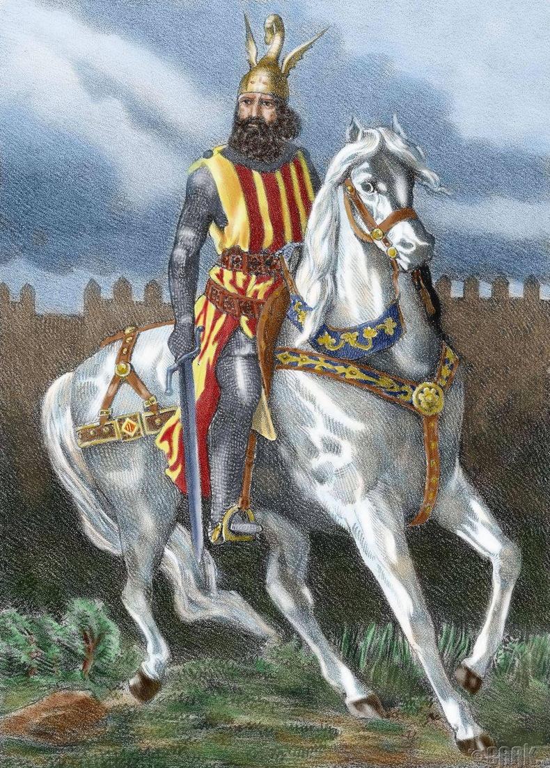 1-р Жеймс (1213 — 1276)