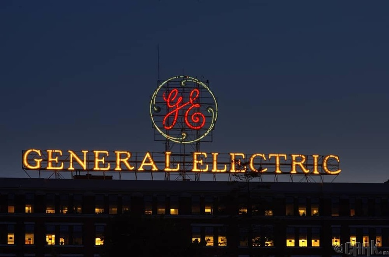 """General Electric""- 36.7 тэрбум доллар"