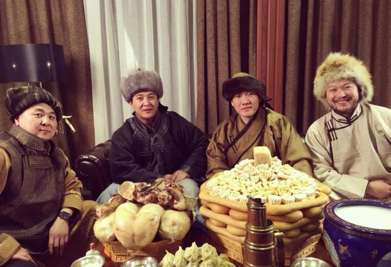Монгол элдэв зураг (100 фото) №39