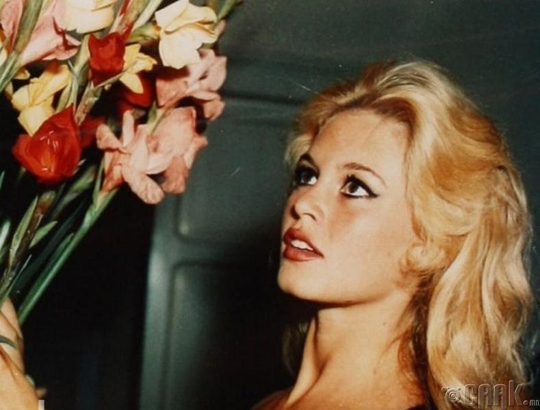 Жүжигчин Брижит Бардо (Brigitte Bardot) - 1966 он