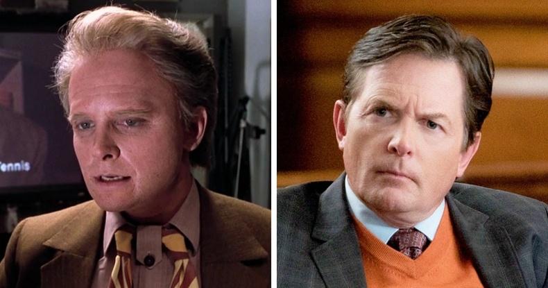 Майкл Ж. Фокс (Michael J. Fox) - 60 нас