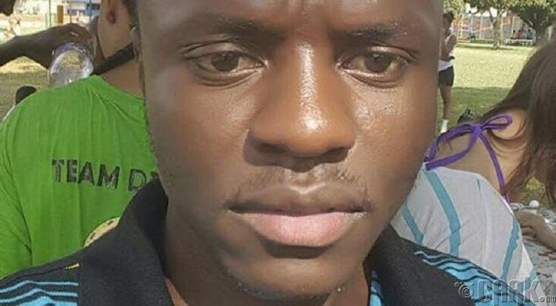 Фредрик Нгубэн (Frederick Ngubane)