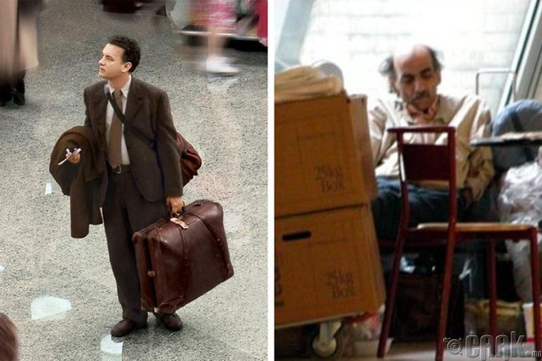 """Виктор Наровски, """"The Terminal"""""""