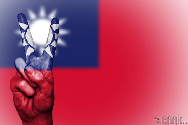 Тайвань  (дундаж IQ: 104)
