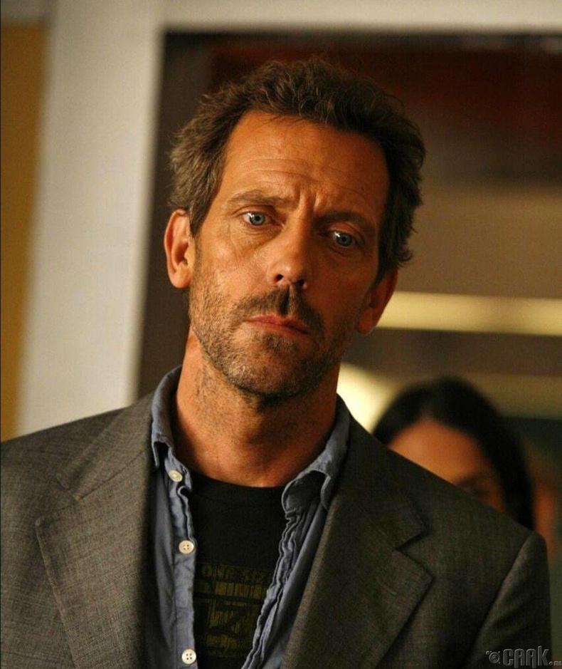 Хью Лаури (Hugh Laurie)