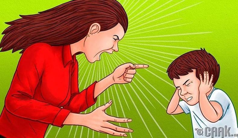 Хүүхдээ айдастай, муу зуршилтай болоход эцэг эхчүүд өөрсдөө нөлөөлдгийг судалгаагаар баталжээ